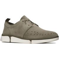 Zapatos Hombre Derbie & Richelieu Clarks Tri Verve Boss Verde