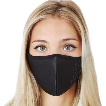 Accesorios textil Mujer Mascarilla Abbacino 90264 30 Negro