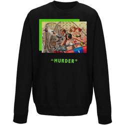 textil Sudaderas Openspace Murder negro