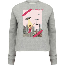 textil Mujer Sudaderas Openspace Ufo gris