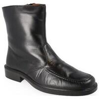 Zapatos Hombre Botas de caña baja Luisetti 0153 NEGRO