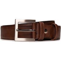 Accesorios textil Hombre Cinturones Nae Vegan Shoes BeltBruc_Brown Marrón