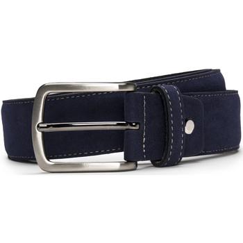 Accesorios textil Hombre Cinturones Nae Vegan Shoes BeltGava_Blue Azul