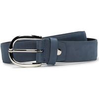 Accesorios textil Mujer Cinturones Nae Vegan Shoes BeltMura_Blue Azul
