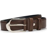 Accesorios textil Mujer Cinturones Nae Vegan Shoes BeltSils_Brown Marrón