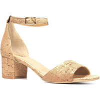 Zapatos Mujer Sandalias Nae Vegan Shoes Cora_Brown Marrón