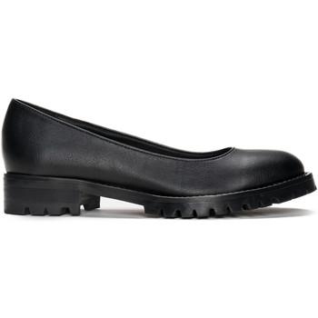 Zapatos Mujer Bailarinas-manoletinas Nae Vegan Shoes Lili_Black_Micro Negro