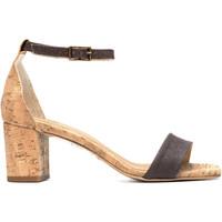 Zapatos Mujer Sandalias Nae Vegan Shoes Margot_Cork Marrón