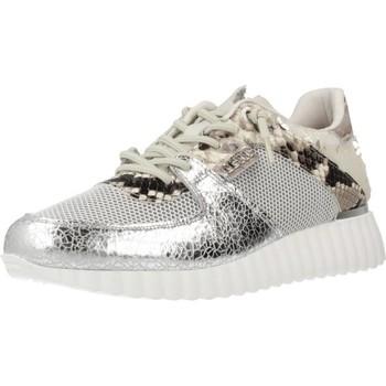 Zapatos Mujer Zapatillas bajas Cetti C1226 Plata