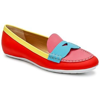 Zapatos Mujer Mocasín Marc Jacobs SAHARA SOFT CALF Multicolor