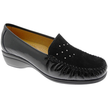Zapatos Mujer Mocasín Calzaturificio Loren LOK4020ne nero