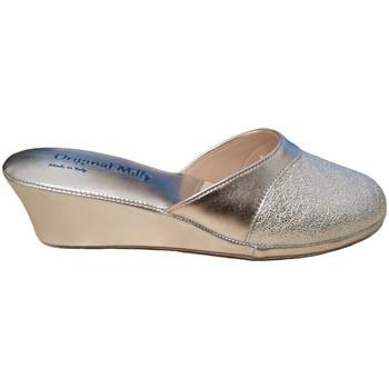 Zapatos Mujer Zuecos (Clogs) Milly MILLY4000arg grigio