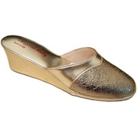 Zapatos Mujer Zuecos (Clogs) Milly MILLY4000oro grigio