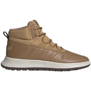 Zapatos Hombre Zapatillas altas adidas Originals Fusion Storm Wtr Beige