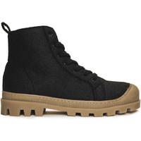 Zapatos Mujer Botines Nae Vegan Shoes Noah_Black_PET Negro