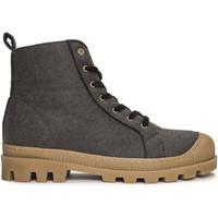 Zapatos Mujer Botines Nae Vegan Shoes Noah_Grey_PET Gris