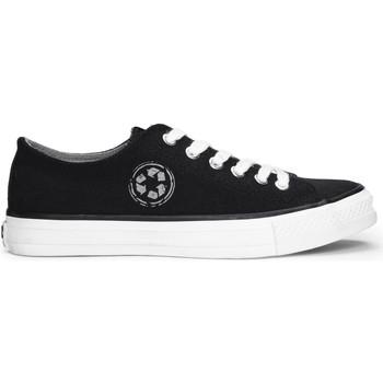 Zapatos Tenis Nae Vegan Shoes Reclaim_Black Negro