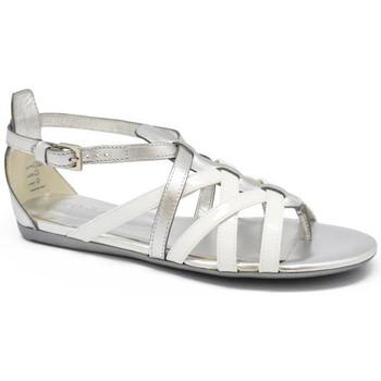Zapatos Mujer Sandalias Hogan  Blanco
