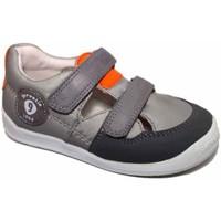 Zapatos Niño Zapatillas bajas Garvalin 4432 Gris