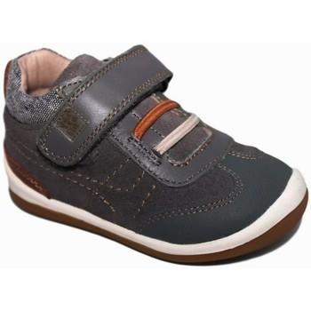 Zapatos Niño Zapatillas bajas Garvalin 3806 Marrón