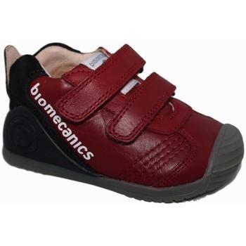 Zapatos Niños Zapatillas bajas Biomecanics 5120 Blanco