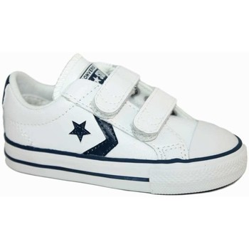 Zapatos Niño Zapatillas bajas Converse 7119 Azul