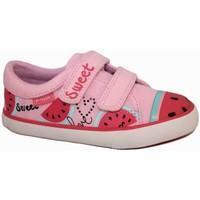 Zapatos Niños Zapatillas bajas Garvalin 7672 Multicolor