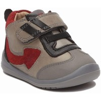Zapatos Niño Botas de caña baja Garvalin 242 Gris