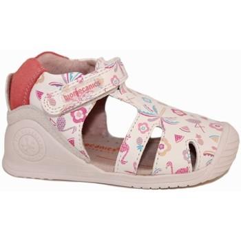 Zapatos Niña Sandalias Biomecanics 7529 Multicolor