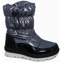 Zapatos Niña Botas de nieve Garvalin 6962 Negro