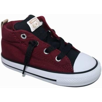 Zapatos Niño Zapatillas altas Converse 5411 Negro
