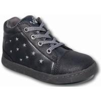 Zapatos Niña Zapatillas altas Mod'8 3589 Negro