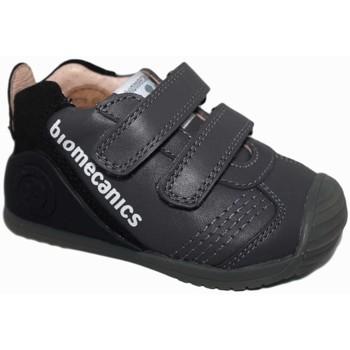 Zapatos Niños Zapatillas bajas Biomecanics 5133 Gris