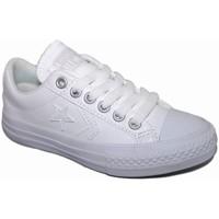Zapatos Niños Zapatillas bajas Converse 3836 Blanco