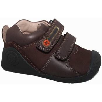 Zapatos Niño Zapatillas bajas Biomecanics 5243 Marrón