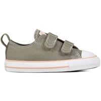 Zapatos Niños Zapatillas bajas Converse 4287 Verde
