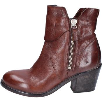 Zapatos Mujer Botines Moma BJ192 marrón