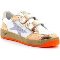 Zapatos Niña Zapatillas bajas Semerdjian ARGEL Blanc