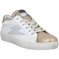 Zapatos Mujer Zapatillas bajas Semerdjian 135357 Blanco