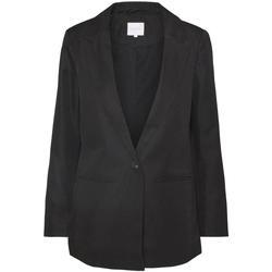 textil Mujer Jerséis Vila VIBRENDY L/S BLAZER Negro