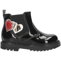 Zapatos Niña Botines NeroGiardini I021503F Negro