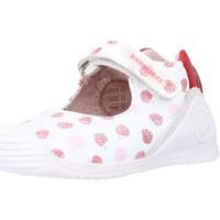 Zapatos Niña Bailarinas-manoletinas Biomecanics 202114 Blanco