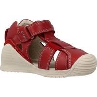 Zapatos Niño Sandalias Biomecanics 202140 Rojo