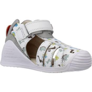 Zapatos Niño Sandalias Biomecanics 202152 Blanco