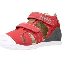 Zapatos Niño Sandalias de deporte Biomecanics 202144 Rojo