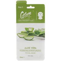 Belleza Mujer Mascarillas & exfoliantes Glam Of Sweden Mask Aloe Vera Facial 35 + 5 Gr 5 g