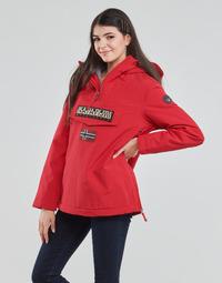 textil Mujer Parkas Napapijri RAINFOREST WINTER Rojo