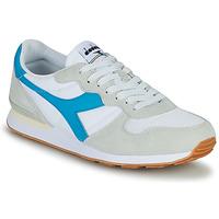 Zapatos Mujer Zapatillas bajas Diadora CAMARO Azul / Blanco