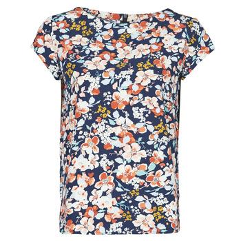 textil Mujer Tops / Blusas Betty London OMISS Marino / Rosa
