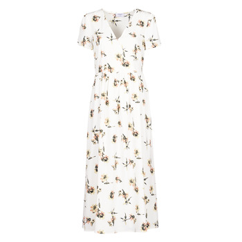 textil Mujer Vestidos largos Betty London OFRI Blanco